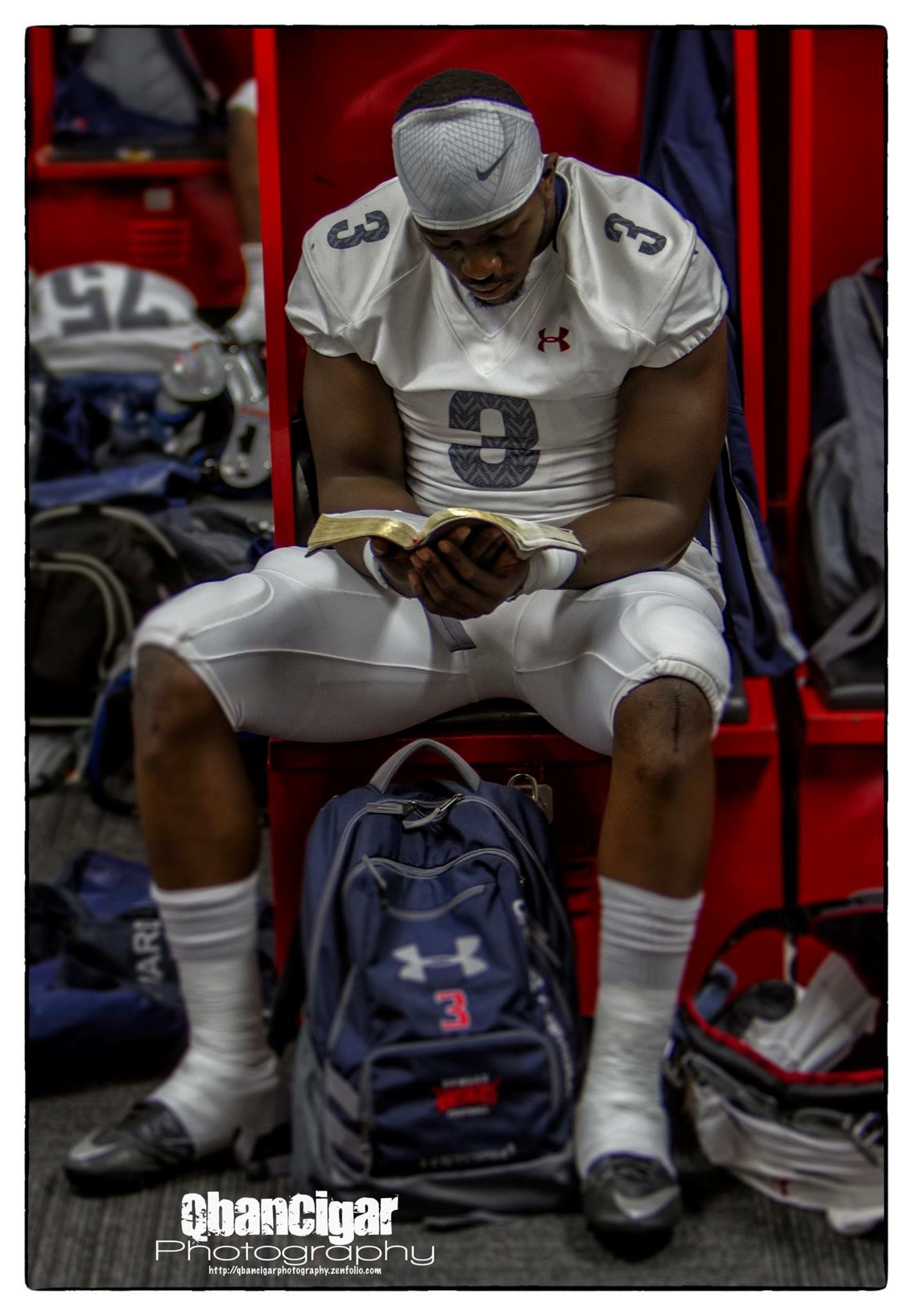 God 1st #howardfootball