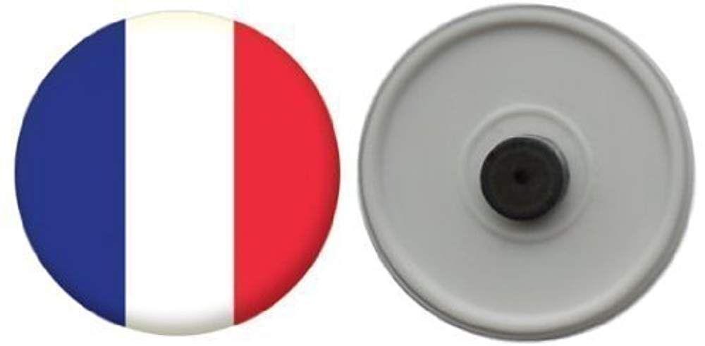 Magnet Frigo Drapeau France