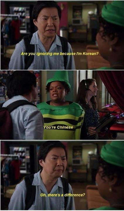 Community funny quote, i love Mr Chang
