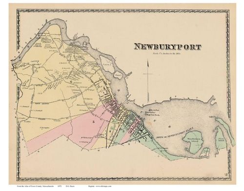 Newburyport, Machusetts 1872 Old Town Map Reprint - Essex ... on plum island map, westfield ma map, plum island, newbury ma map, millers falls ma map, essex county, nashua ma map, george whitefield, cohasset ma map, kittery ma map, plymouth ma map, manchester by the sea ma map, east orleans ma map, boston harbor ma map, camp edwards ma map, pawtucket ma map, duxbury ma map, taunton ma map, rhode island ma map, north leominster ma map, greenwich ma map, the berkshires ma map, salem ma map, merrimack river,