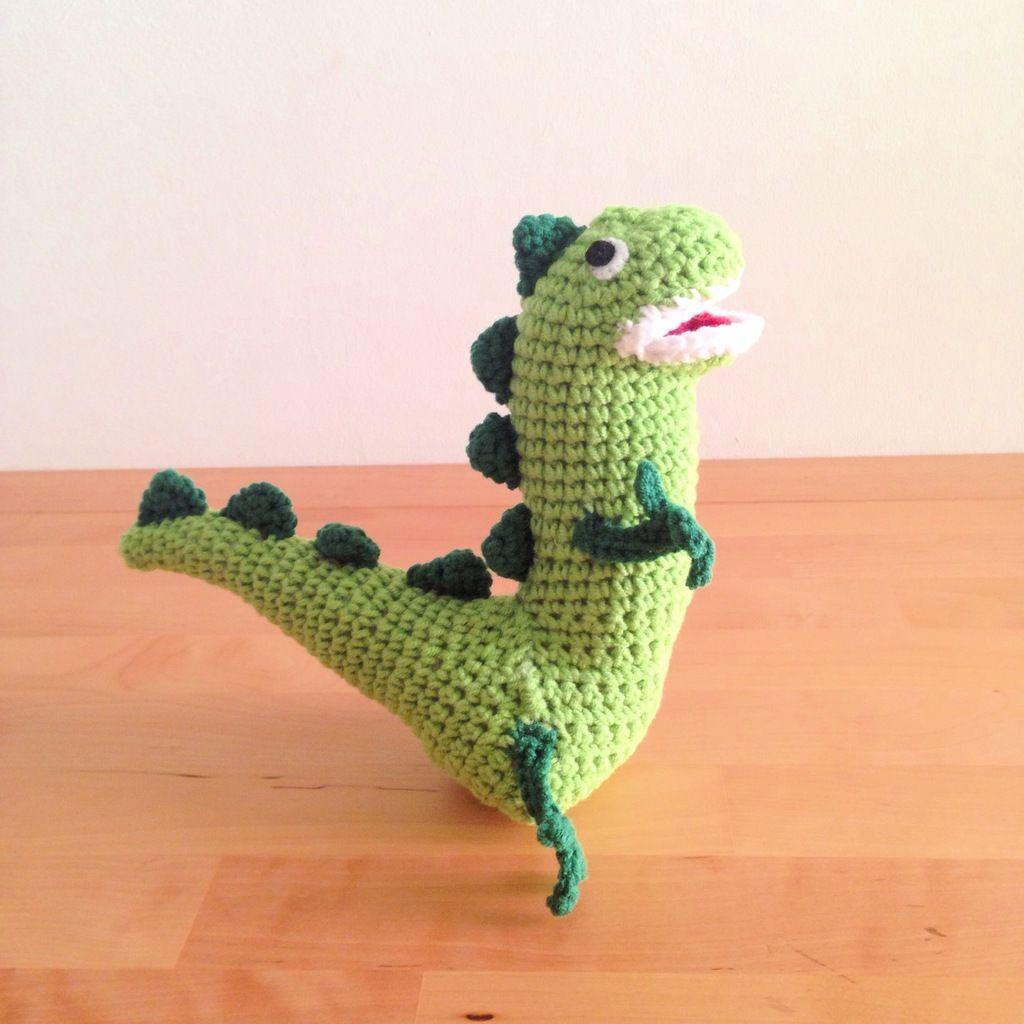 Dinosaurio de George Pig - MiKuFoKa