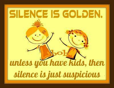 Silence Funny Quotes Haha Funny Make Me Laugh