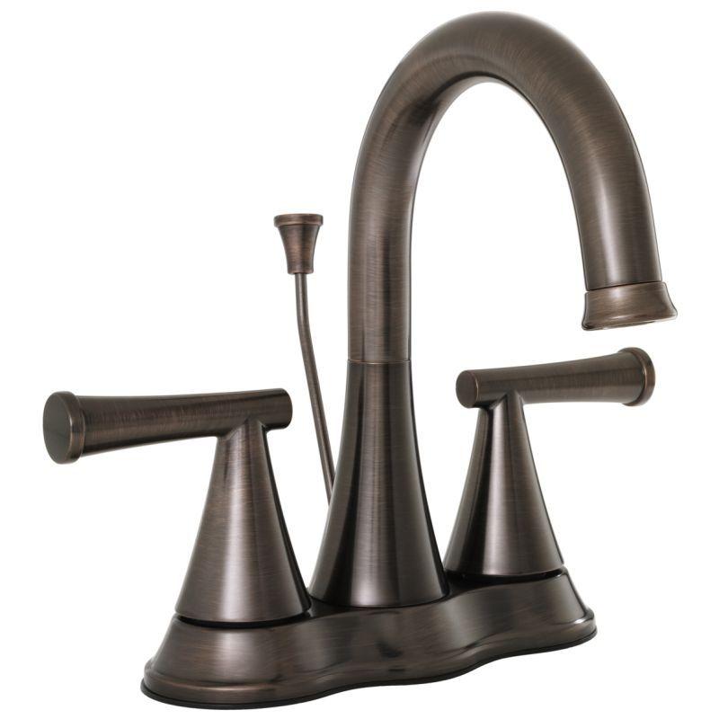 Proflo Pfws2840 Centerset Bathroom Faucet With Pop Up Drain