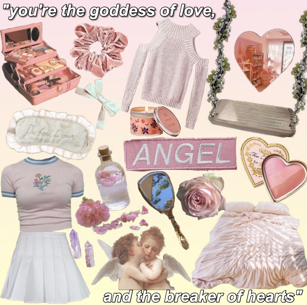 Aphrodite Pastel Aesthetic Outfit Aesthetic Girl Aesthetic Fashion