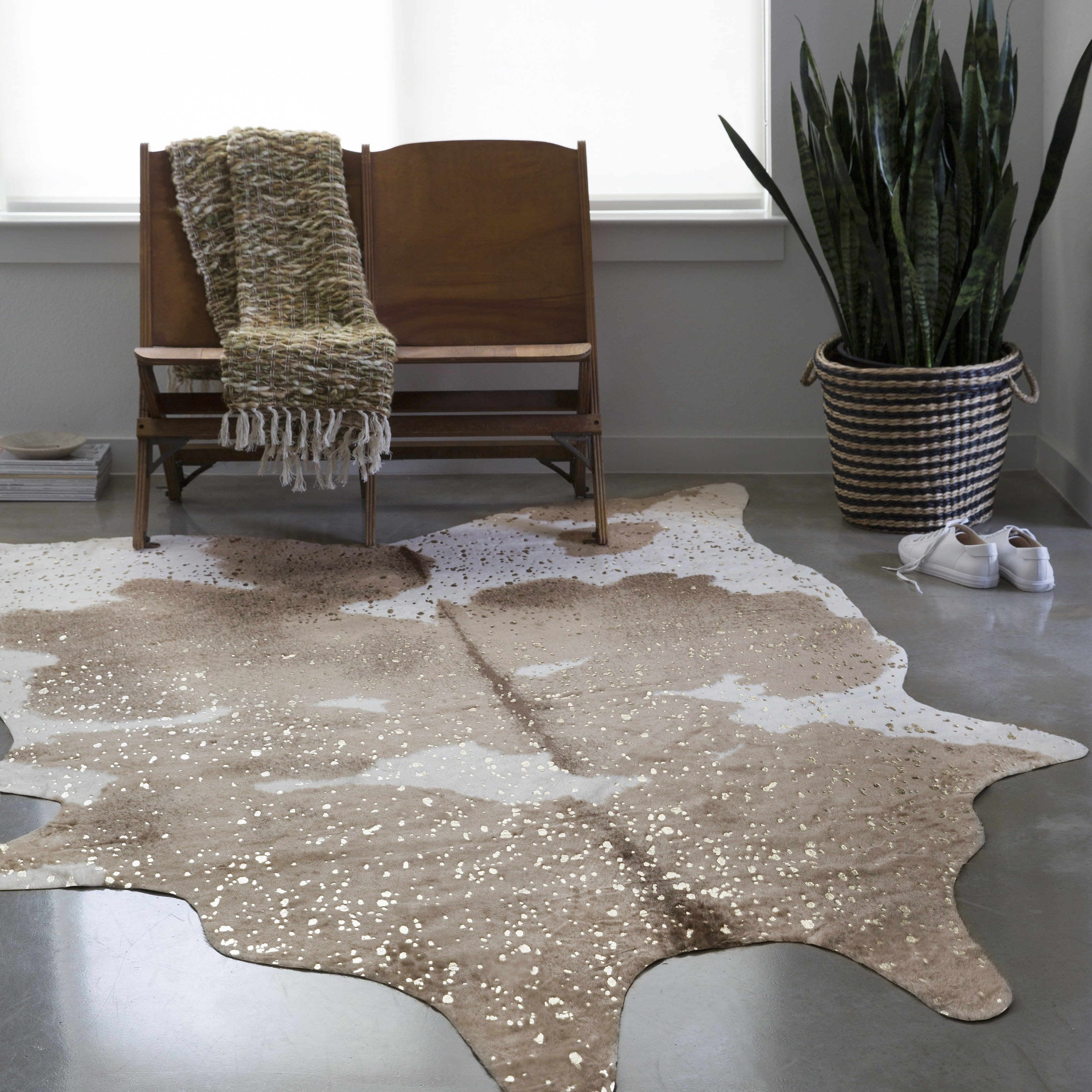 Overstock Com Online Shopping Bedding Furniture Electronics Jewelry Clothing More Faux Cowhide Area Rug Faux Cowhide Cow Hide Rug