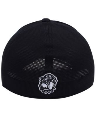 online store cd90a 49304 ... coupon top of the world georgetown hoyas completion stretch cap black m  l 3361f 56ded