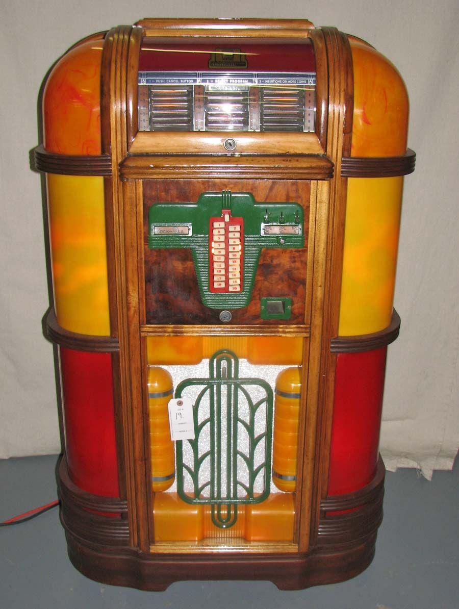 Pin on Old Jukeboxes, Pinball Machines & Neon