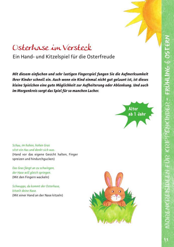Osterspiele FГјr Den Kindergarten