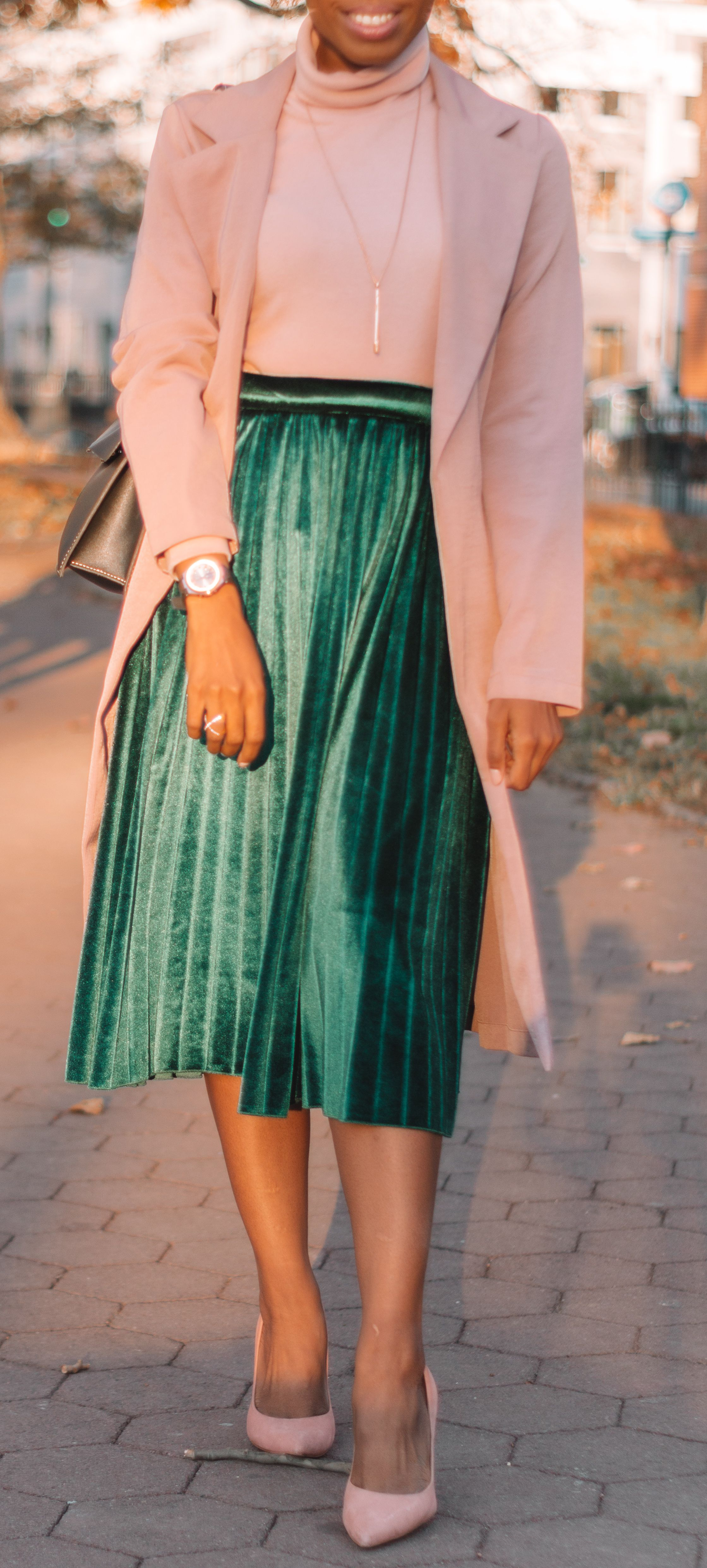 How to dress feminine and chic in the fall style pinterest