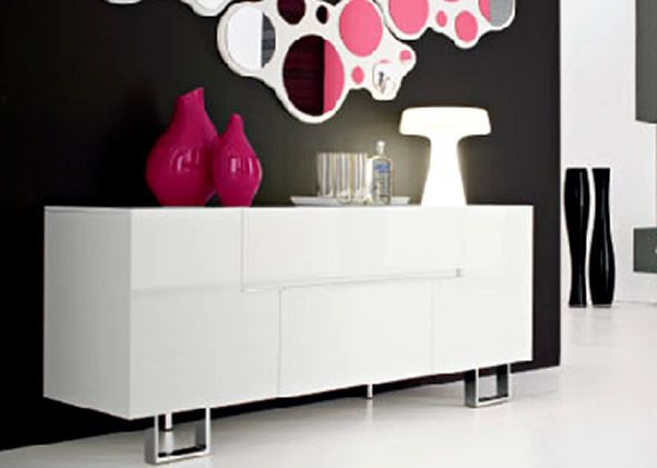 Storage Cabinets Living Room Furniture From Calligaris « Modern ...