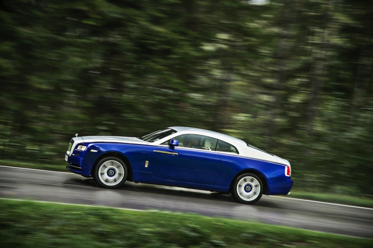 Photo of Met de Rolls-Royce Wraith rondom Wenen – DrivEssential