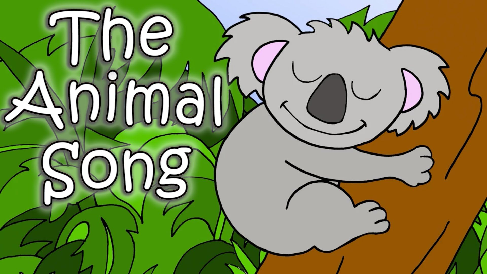 The Animal Song Zoo songs, Preschool songs, Kids songs