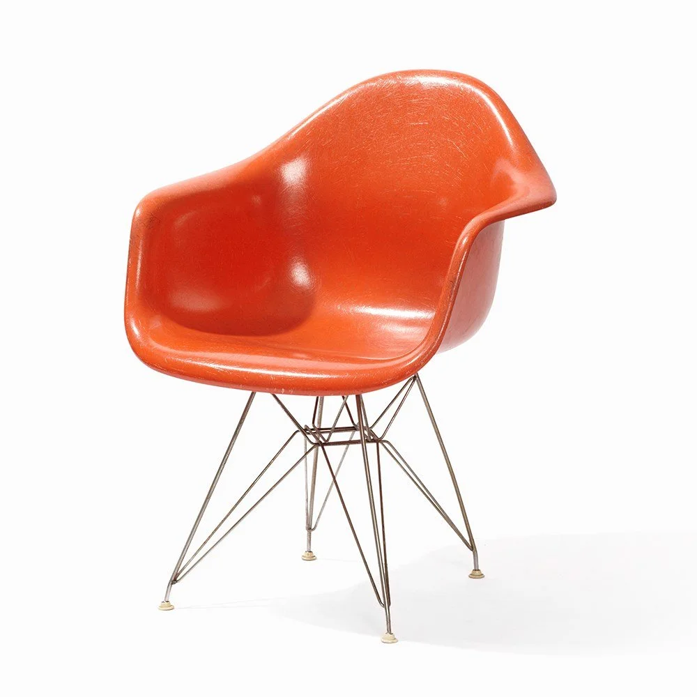 Charles Ray Eames Armchair Dar Usa 1948 50 Jun 22 2016 Auctionata Paddle 8 Ag In Germany