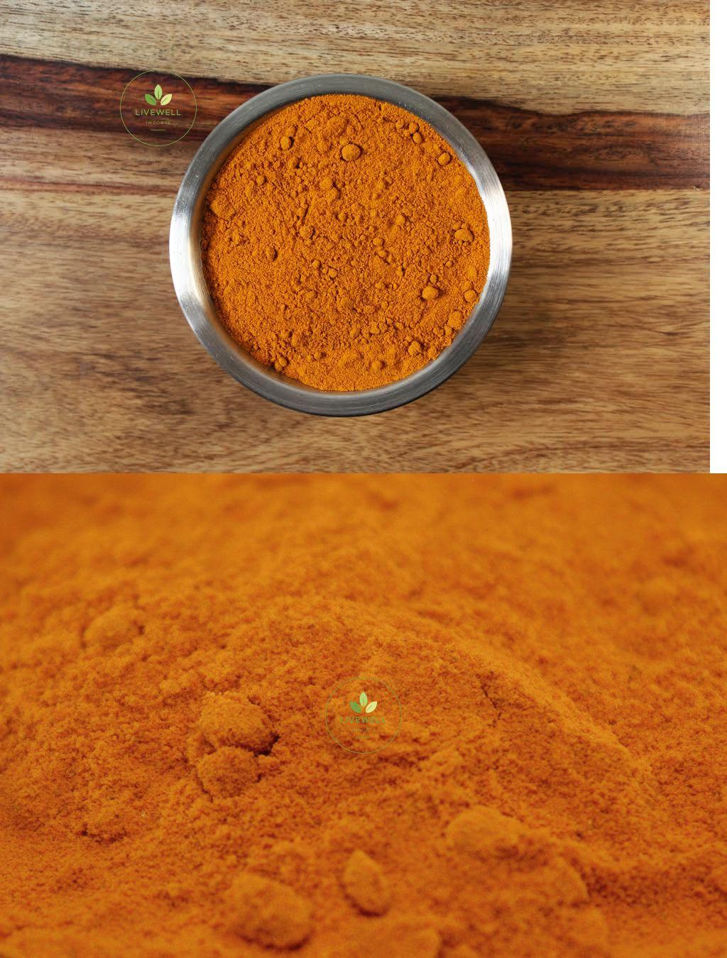 Bulk herbs wholesale - Herbs And Botanicals Usda Certified Organic Turmeric Root Powder Kosher 1lb 20lb Bulk Wholesale