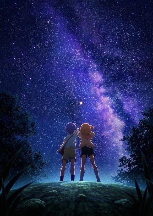 Koisuru Asteroid Anime Gets Second Key Visual, Main Staff