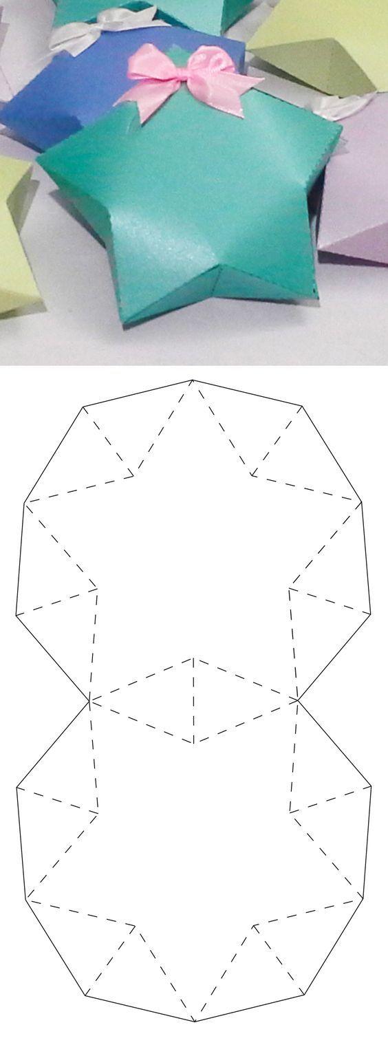 papercraft fox ears printable diy template artists pinterest