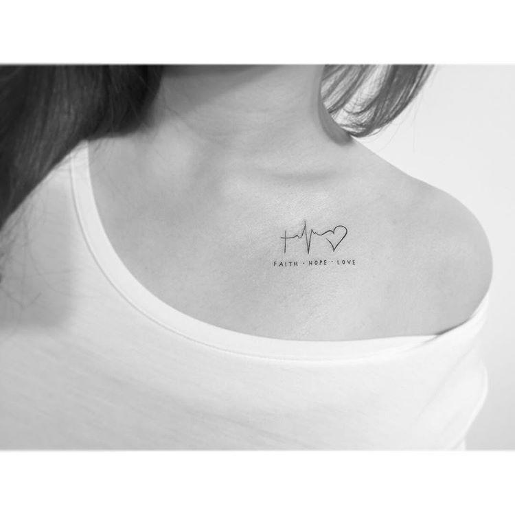 . . Faith . hope . love . #tattoo #tattoos #art #design #illustration #linetattoo #tattooist #일러스트 #tattooworkers #tattooer #drawing #미니타투…