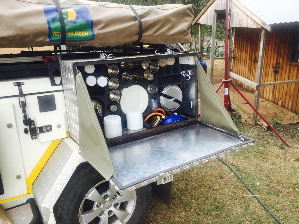 Pin By Rudi De Klerk On Xt 140 Off Road Trailer Camper Trailers