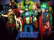 Avengers New by Super Hero