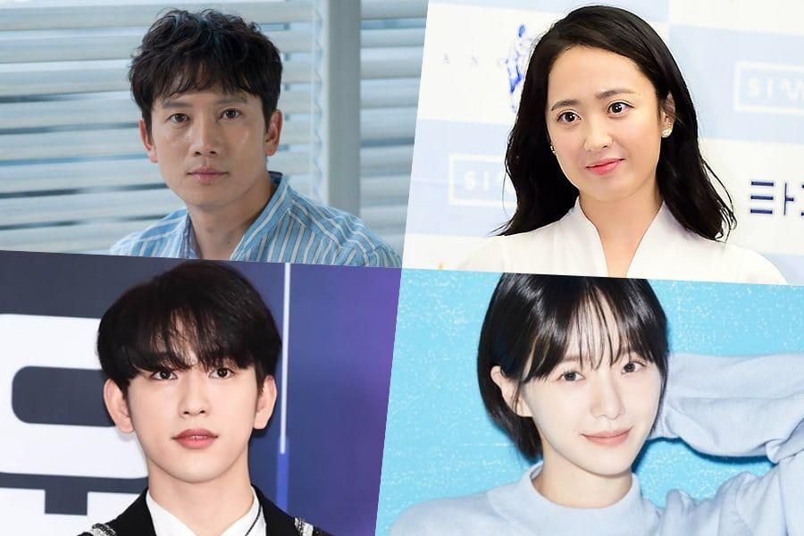 Ji Sung, Kim Min Jung, GOT7's Jinyoung, And Park Gyu Young Confirmed For New tvN Drama