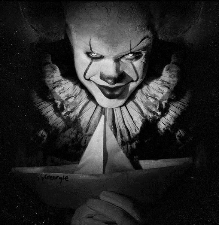 Pennywise the Dancing Clown | Horror movie art, Horror movie icons,  Pennywise the dancing clown