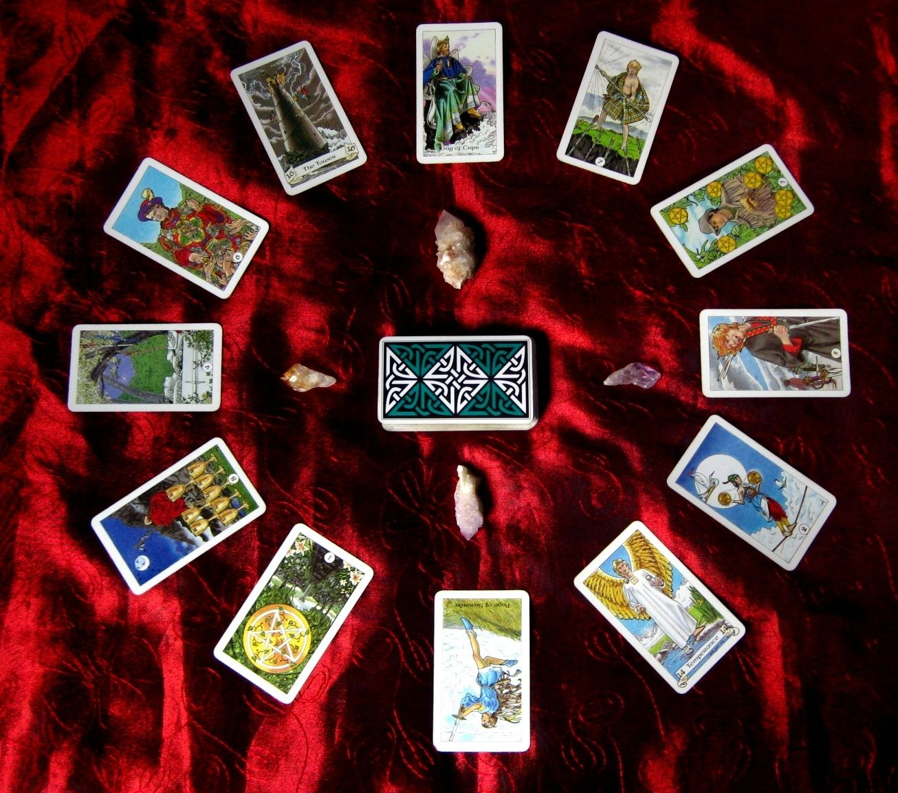 TAROT READING 3 QUESTIONS AND 3 DISTANT HEALING SESSIONS