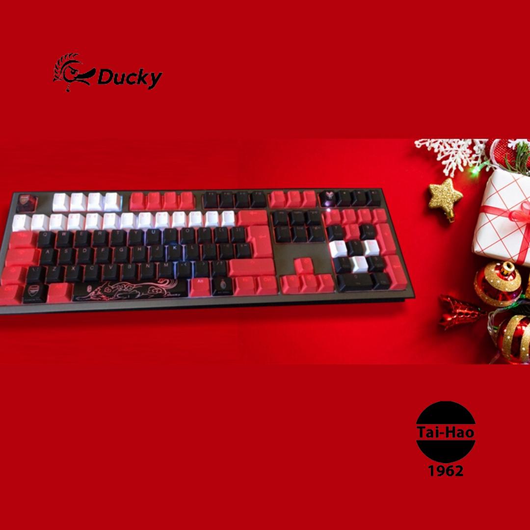 Ducky Shine 7 Blackout Rgb Mechanical Keyboard Speed Silver Cherry Mx Switch Spot On Keyboard Mechanic Ducky