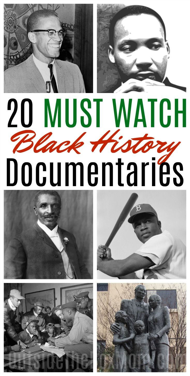Photo of 20 Must Watch Black History Movies – Working Mom Blog | Outside the Box Mom