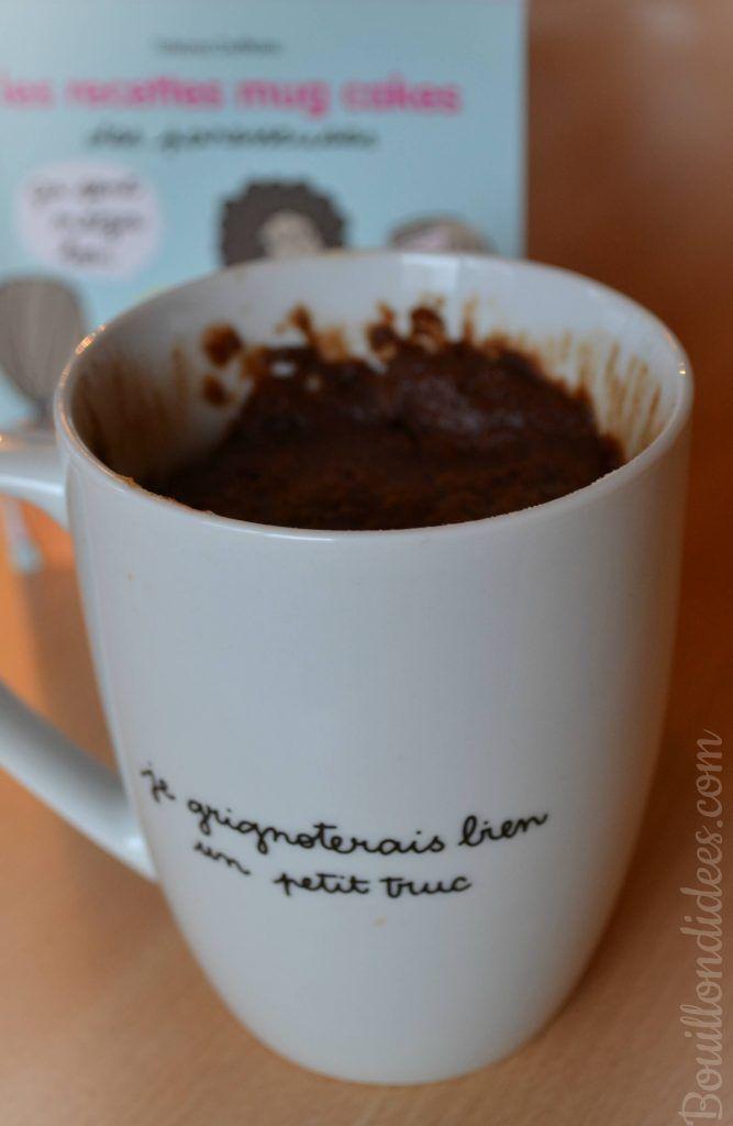 Mug Cake Chocolat Noisette Sans Glo Sans Gluten Sans Lait Sans