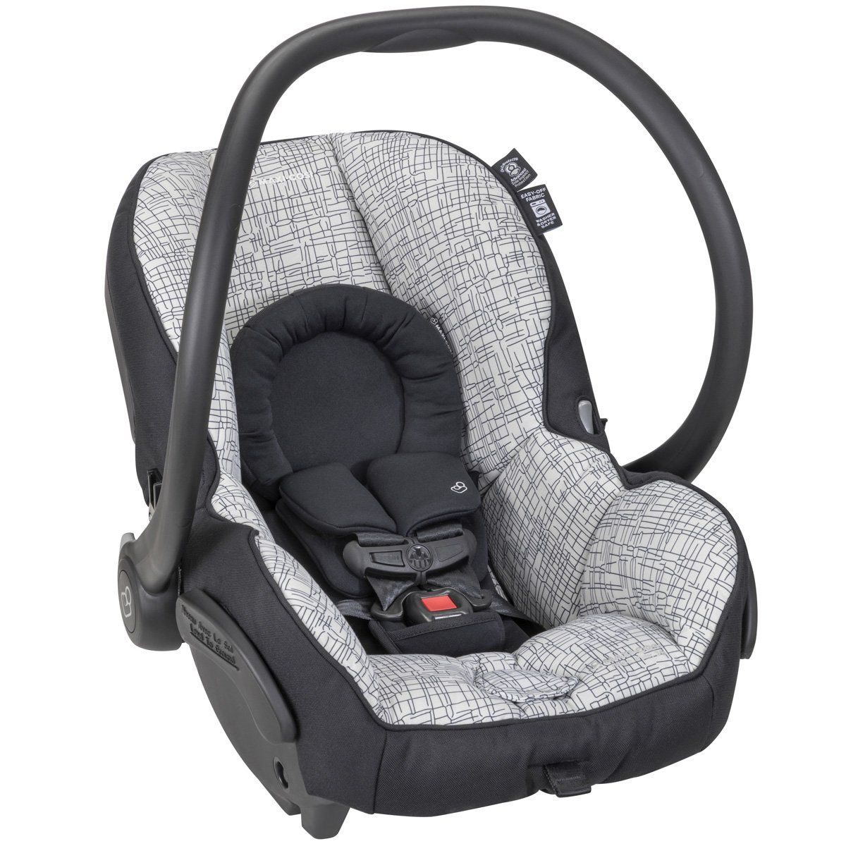Maxi Cosi Mico Max Infant Car Seat Black Grid Best Selling Baby
