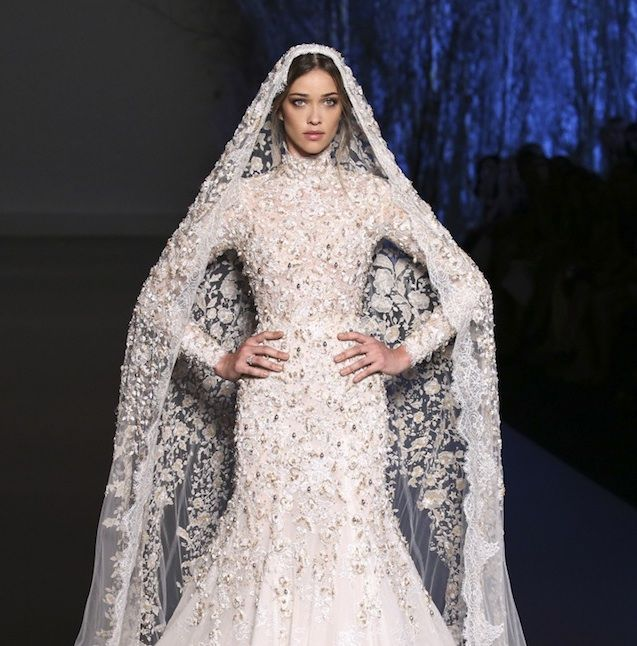 Ralph And Russo Wedding Dresses: Ralph & Russo AW 2015/2016 Collection