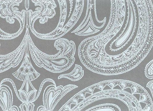 Malabar Wallpaper With Images Paisley Wallpaper Feature