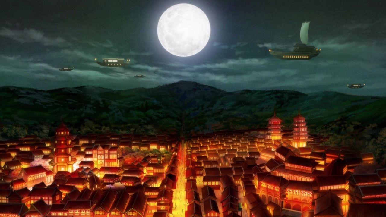 Anime Screen Captures