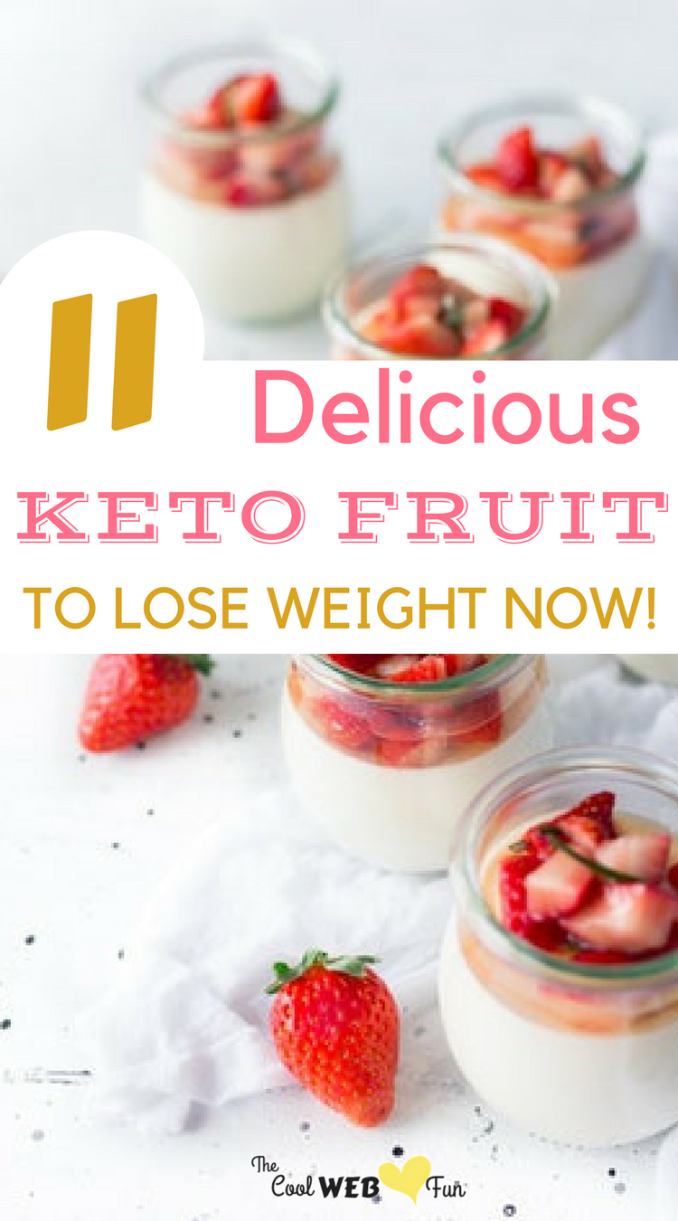 Fruit on the Ketogenic Diet