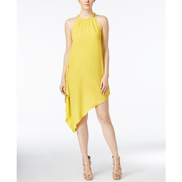 Xoxo Dress Yellow Dresses