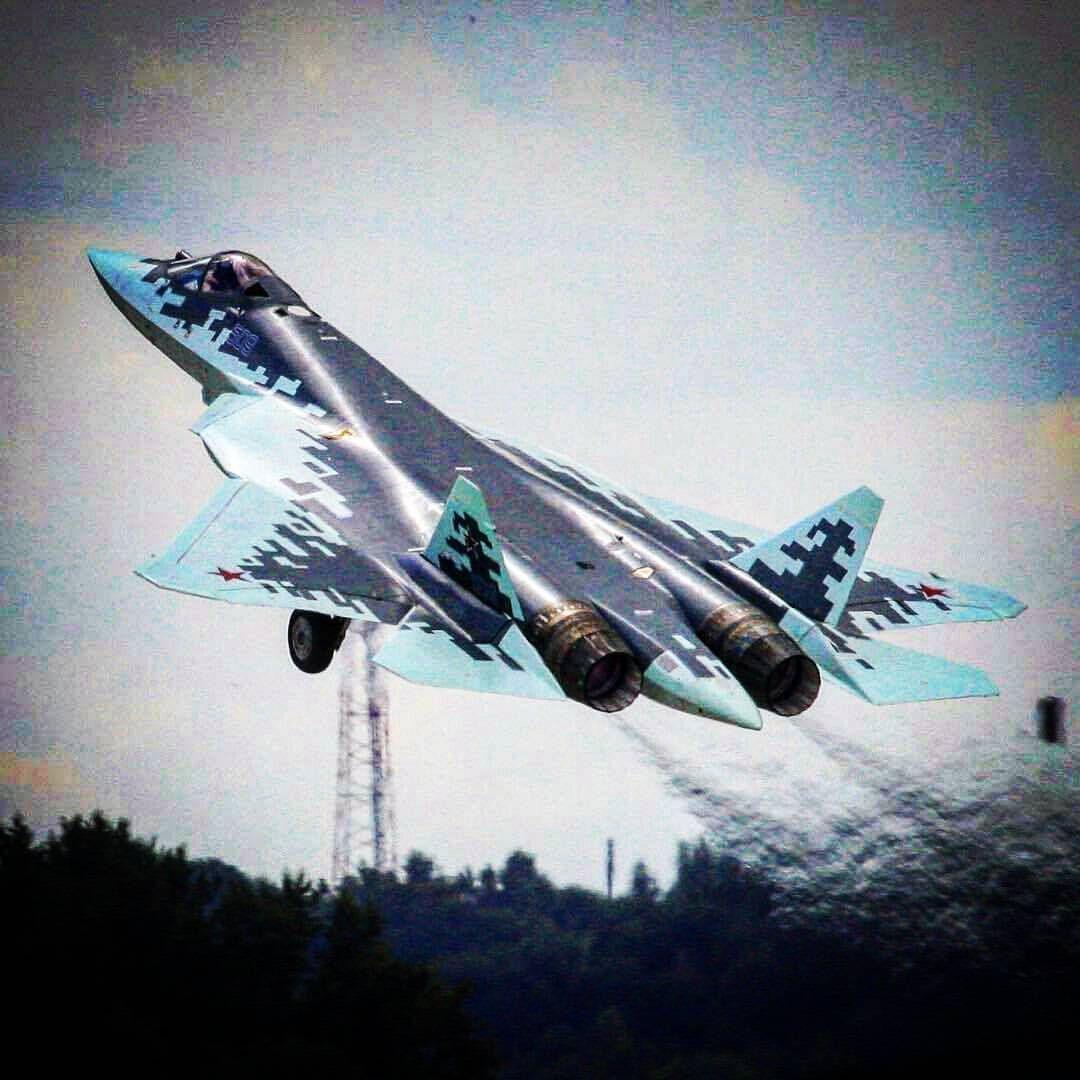 Sukhoi T-50 PAK FA | Naves | Pinterest | Rusia