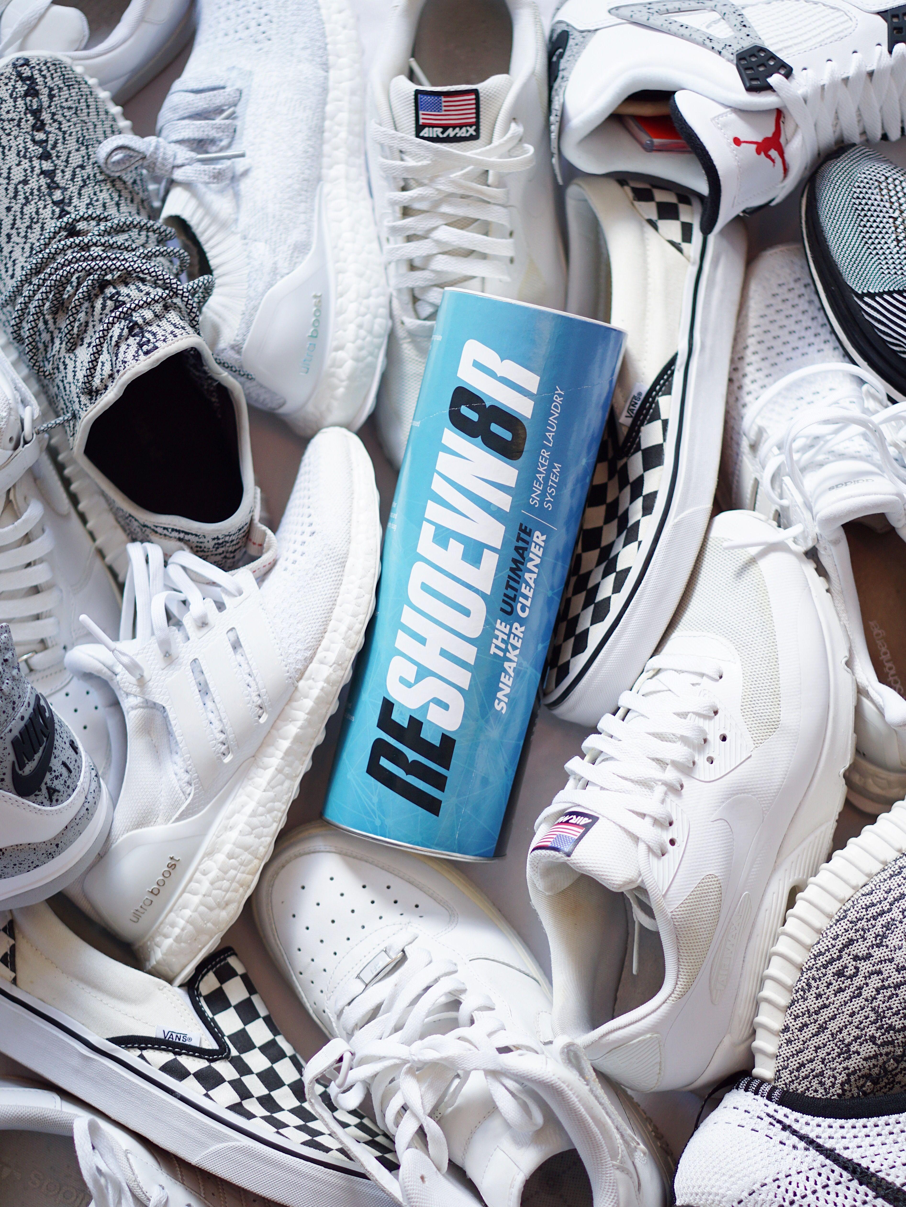 Advanced 3 Brush Sneaker Laundry System Sneaker Cleaner