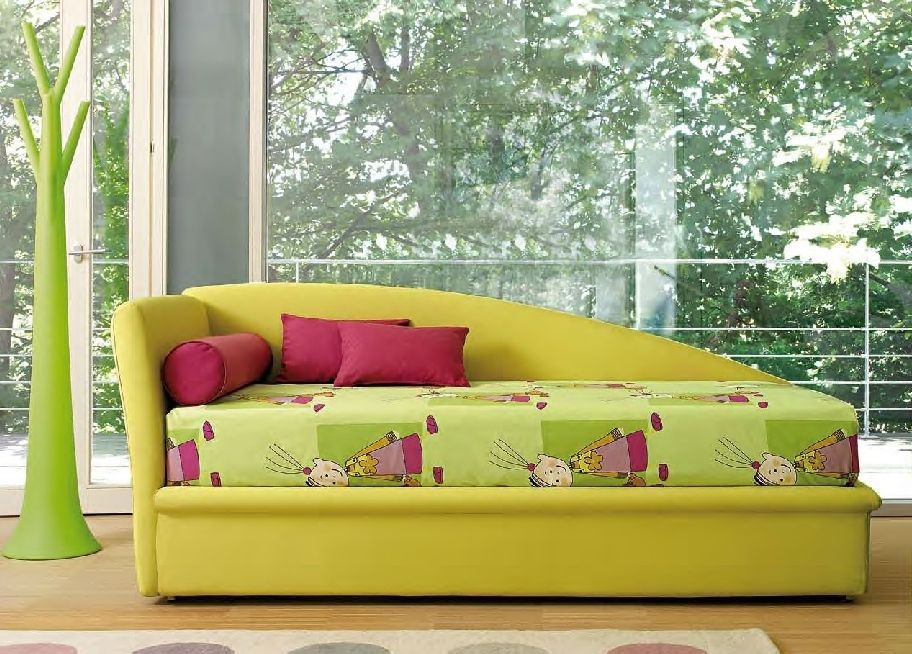 2019 Single Sofa Bed A Touch Of Elegance And Versatility Into