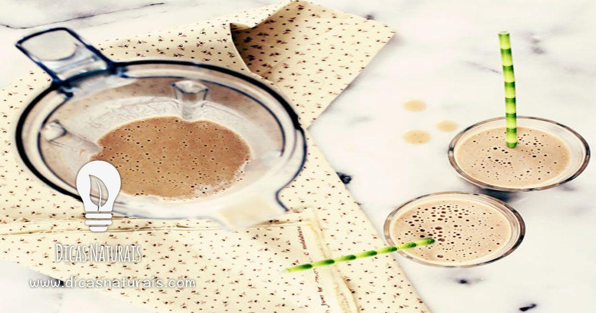 Recupere dos excessos de natal com este smoothie de batata doce - Disfrute de todos os benefícios das nossas receitas de sumos, naturais, smoothies e águas detox em: www.dicasnaturais.com