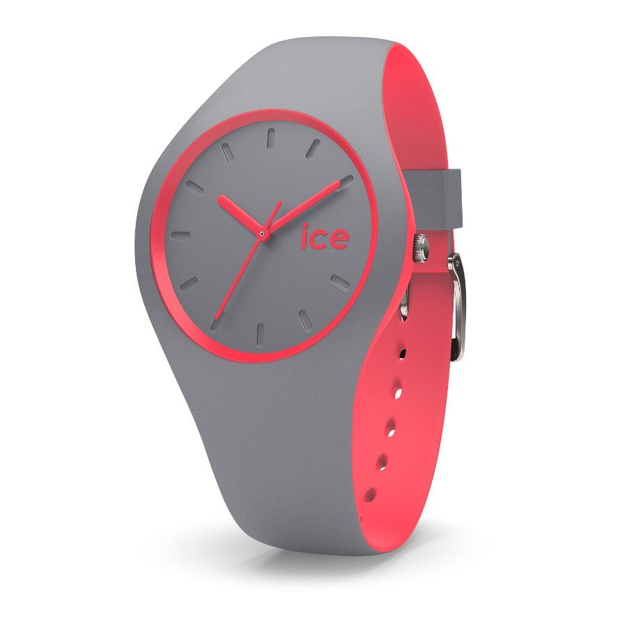 5e6f970496940a Ice-Watch Duo Dusty Coral horloge IW001498 - Dames   nice to have ...