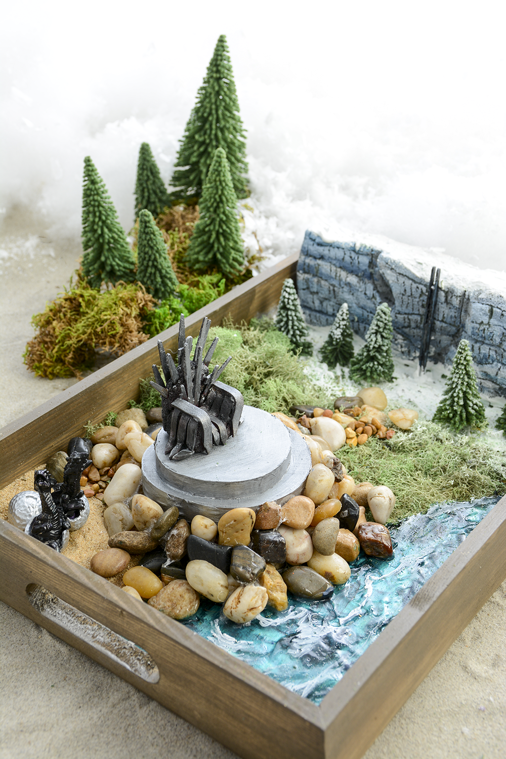Game Of Thrones Inspired Fairy Garden Pick Up All Of Your