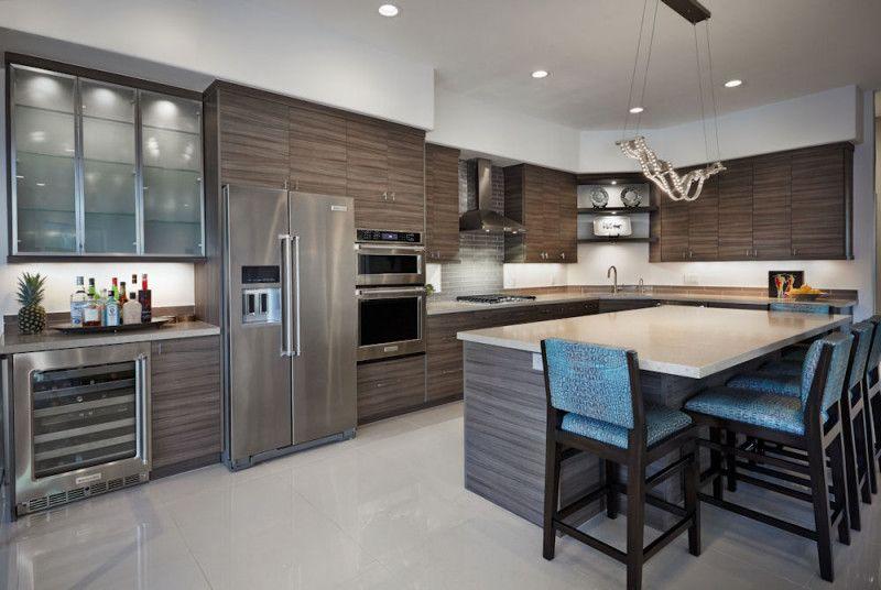 30 Best Modern Kitchen Cabinet Ideas Kitchen Design Small