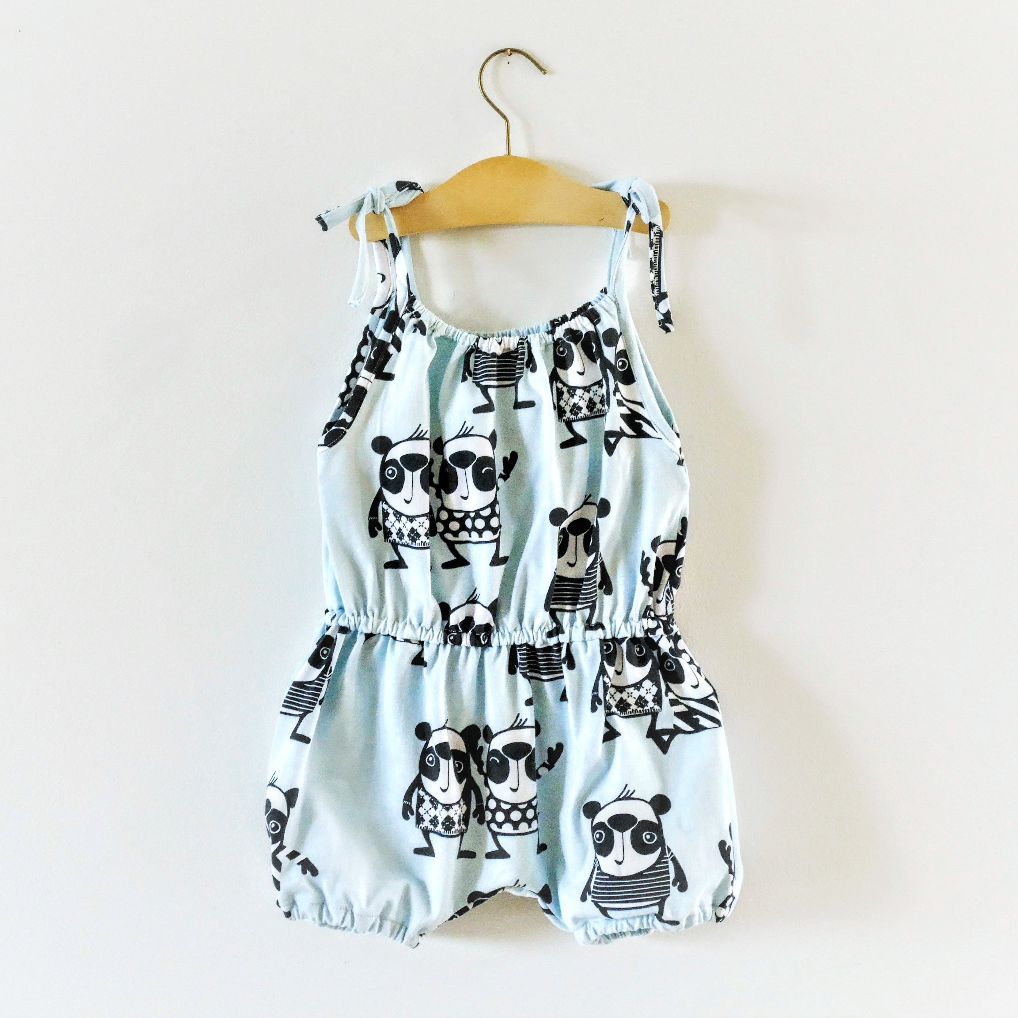 Bloomer romper digital sewing pattern for babies and kids | Patterns ...
