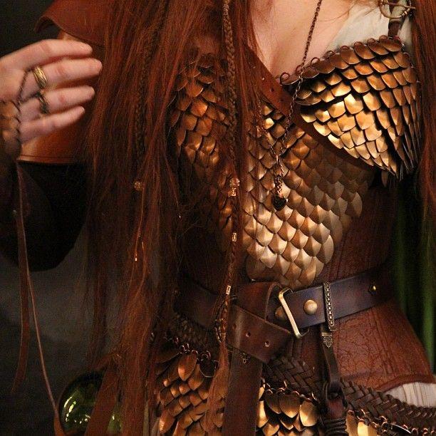 Marita Tathariel Elven Warrior Armor Queen aesthetic