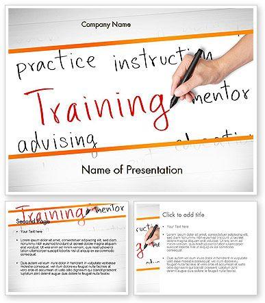 http://www.poweredtemplate.com/11607/0/index.html Training Plan ...