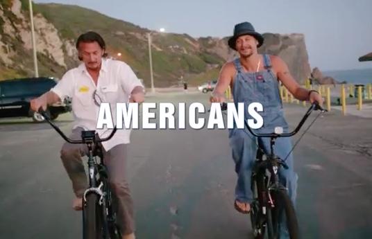 Sean Penn, Kid Rock Star In Bizarre Political PSA