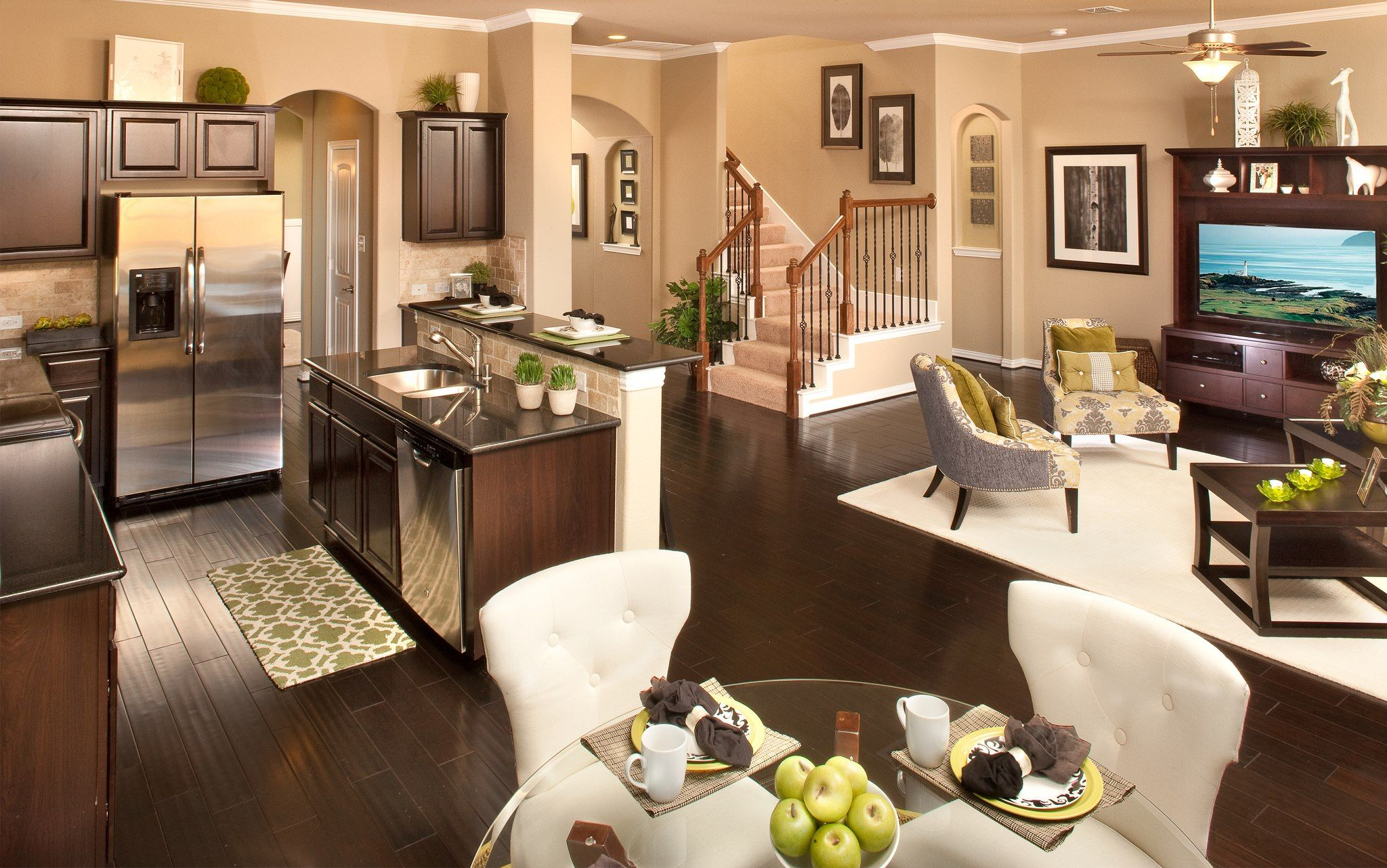 Lennar homes mylennardreamkitchen awesome space well for New home decoration items