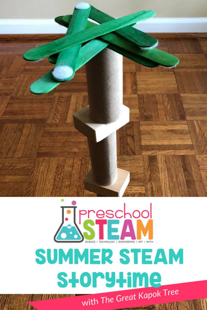 The Great Kapok Tree: A STEAM Activity for Preschoolers ...