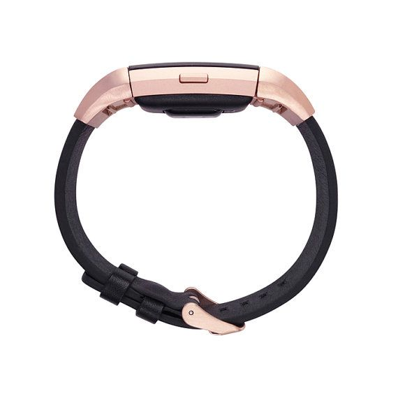 Bracelet HAYES - Black/Rose Gold The band Hayes from