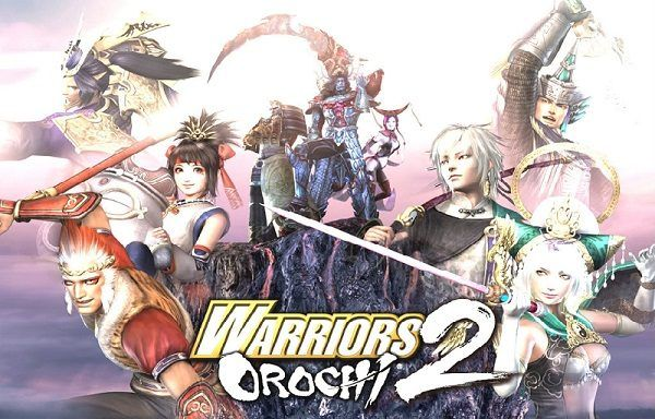 Warriors orochi 2 psp